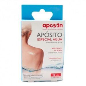 188700 - APOSAN APOSITO ESPECIAL AGUA APOSITO ESTERIL 7 X