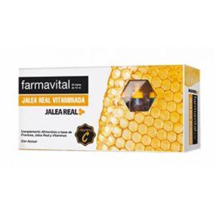 170896 - FARLINE COMPLEMENTOS JALEA REAL VITAMINADA 10 ML
