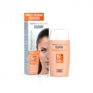 187819 - FOTOPROTECTOR ISDIN SPF-50 FUSION WATER COLOR 50